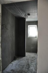 dunkler Putz im Gäste WC