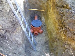 Wasser und Gas liegen überkreuz